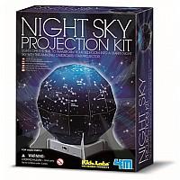 Научный STEM набор Проектор ночного неба от 4M