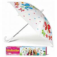 Набор для творчества Разрисуй зонтик от 4M