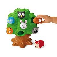 Развивающая игрушка Дерево с животными (7 шт) от Lakeshore