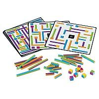 Настольная игра Цветные палочки (44 шт) от Learning Resources