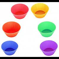 Набор для счета Разноцветные корзиночки