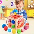 Развивающие игрушки для раннего возраста