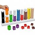 Обучающие игрушки для понимания дробей и процентов