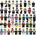 Развивающий набор мини фигурки Человечки с аксессуарами (48 шт)