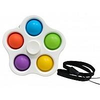 Сенсорная игрушка  Simple Dimple симпл димпл антистресс спиннер
