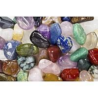 Научный STEM набор L большие полированные камни (907 грамм) от Fantasia