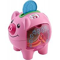 Развивающая игрушка Свинка копилка с монетками от Fisher-Price