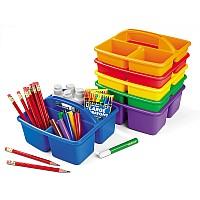 Пластиковый контейнер для творчества от Lakeshore