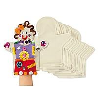 Развивающий набор для творчества Шаблоны Куклы (15 шт) от Lakeshore