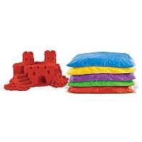 Тактильно-сенсорный Цветной песок, тесто или глина (2.3 кг) от Lakeshore