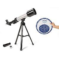 Телескоп 180х с картой созвездий от Lakeshore