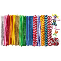 Набор для творчества блестящие гибкие палочки (100 шт) от Lakeshore