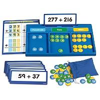 Математический набор для счета с заданиями (115 шт) от Lakeshore