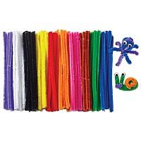 Набор для творчества Пушистые гибкие палочки (100 шт) от Lakeshore