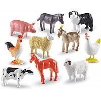 Набор для сортировки и счета Домашние животные (10 шт) от Learning Resources