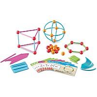 Набор Геометрические фигуры (129 элементов) от Learning Resources