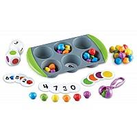 Набор для сортировки «Крошки-маффины» от Learning Resources