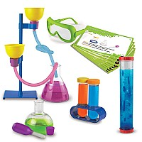 Научный набор Лаборатория (20 шт) от Learning Resources