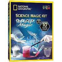 Научный STEM набор для волшебной химии (10 опытов) от NATIONAL GEOGRAPHIC