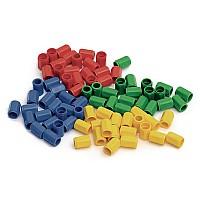 Нумикон. 80 цветных трубочек для счета
