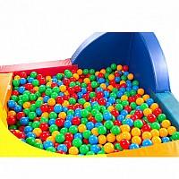 Цветной шарик для сухого бассейна (1шт)