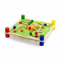 Развивающая игрушка Лабиринт с шариками от Viga Toys