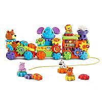 Развивающая игрушка Паровозик с животными от VTech