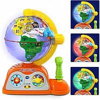 Развивающая игрушка Глобус с пилотом от VTech